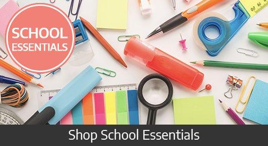 Shop School Essentials