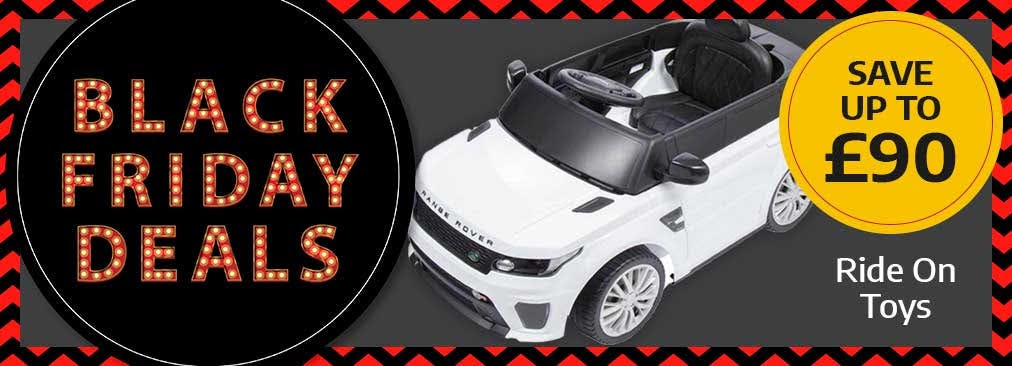 Shop Black Friday Ride On Toys Deals