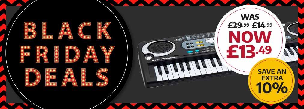 Black Friday Keyboard Deal