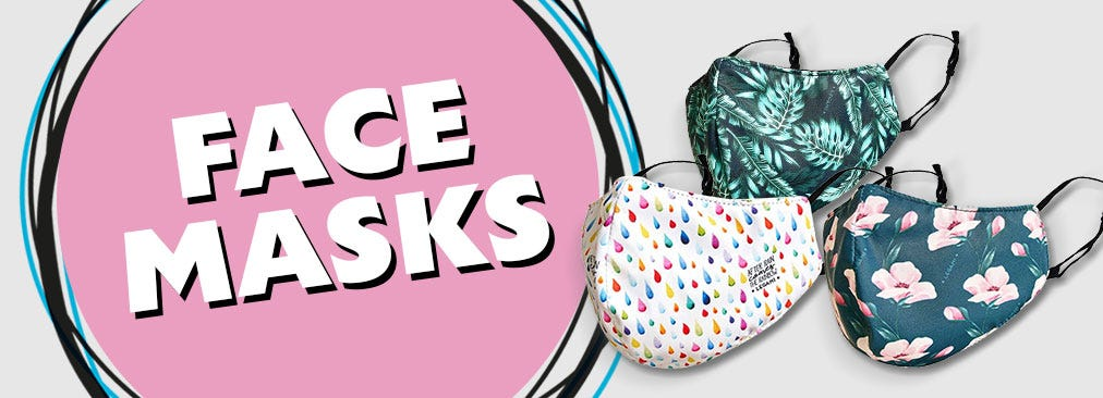 Face Masks & Hand Sanitiser