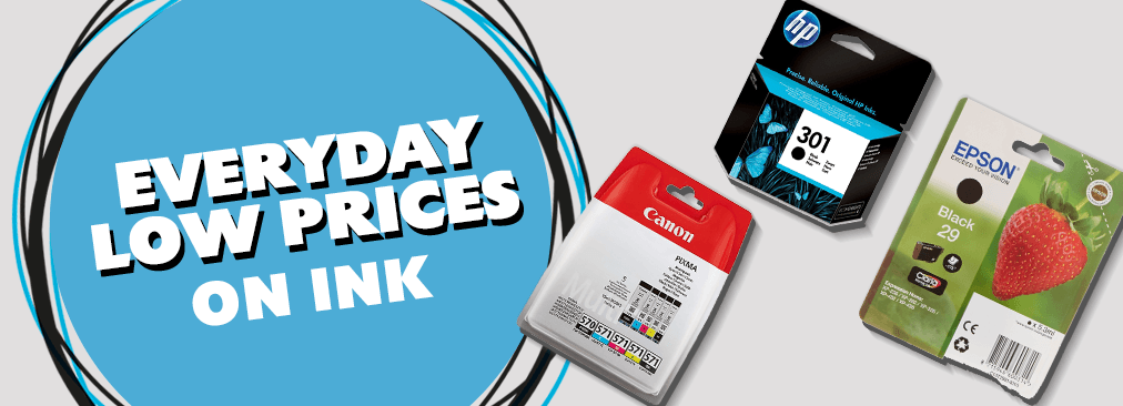 Low Prices on Ink