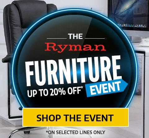 Save Up To 20% on Furniture