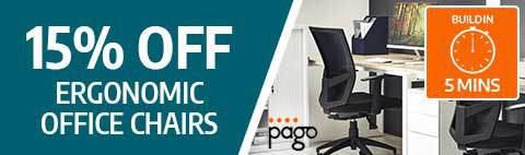 Save 15% on PAGO Chairs