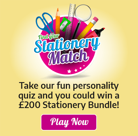 Play our Stationery Match Game