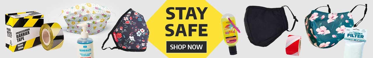 Shop Face Masks and Other Safety Supplies