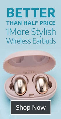 Better Than Half Price True Wireless Earbuds