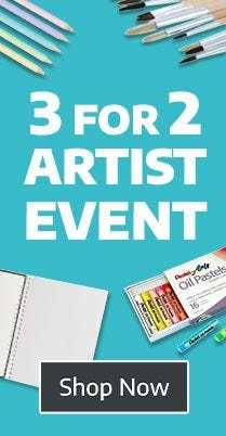 3 for 2 Artist Event