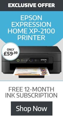 Epson XP-2100 Bundle