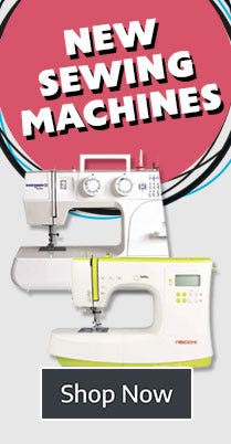 New In Sewing Machines