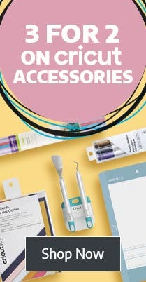 Cricut Accessories 3 for 2
