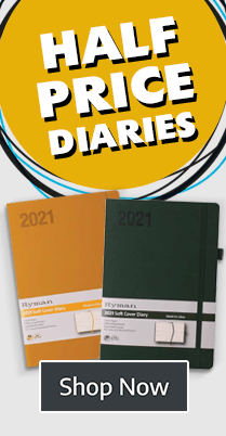 Shop Half Price 2021 Diaries