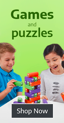 Shop Games and Puzzles