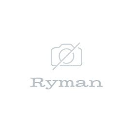 Ryman Premium Ring Binder Pack of 10 Sky Blue